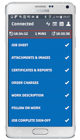 Mobile maintenance management software app | Flobot