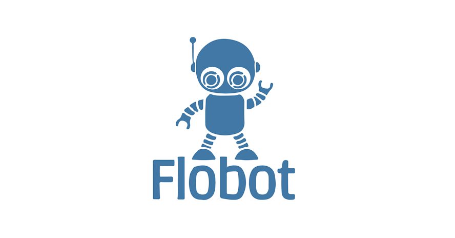 Flobot software logo