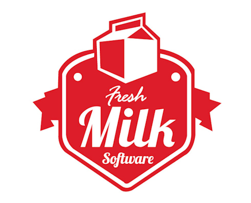 Fresh Milk Software Logo