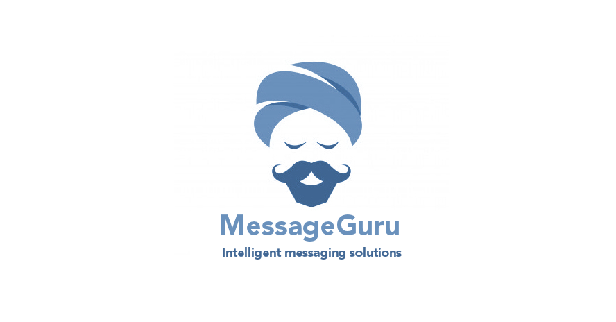 Message Guru logo